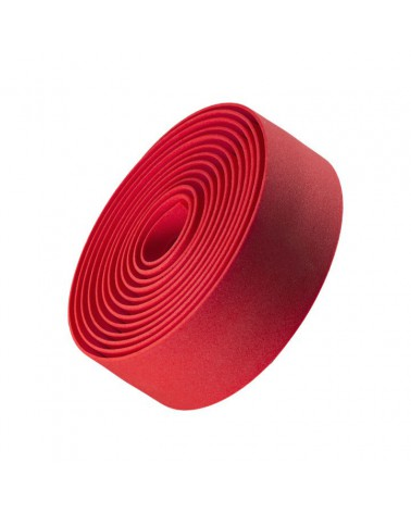 Cinta de manillar Bontrager Gel Cork Viper Red