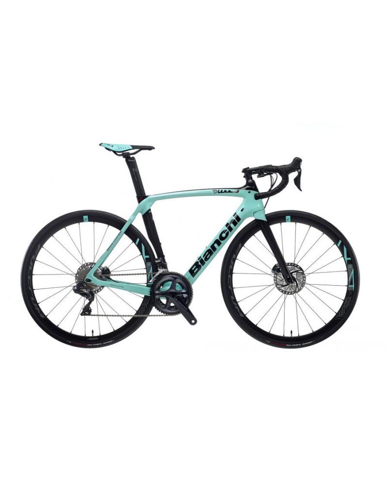 Bicicleta Bianchi Oltre XR3 Disc CV Ultegra Di2 2020 5K-CK16