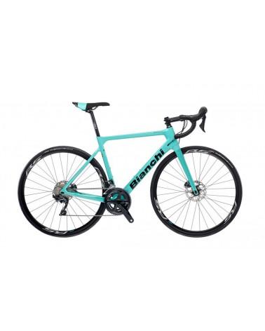 Bicicleta Bianchi Sprint Ultegra Disc 2020 5K-CK16