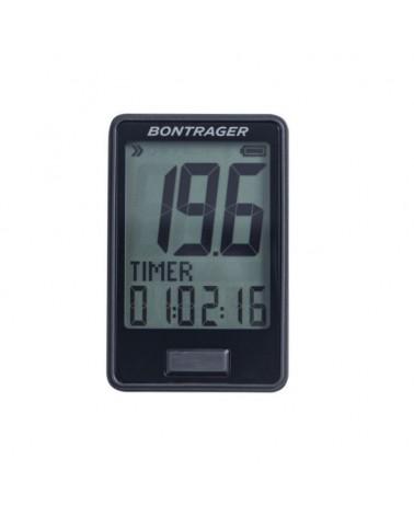 Cuentakilómetros inhalambrico Bontrager RIDEtime