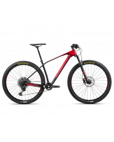 Bicicleta Orbea Alma M30 2020 Rojo/Negro Upgrade Terrabike