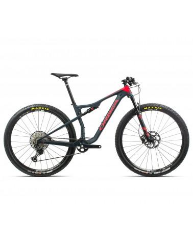 Bicicleta Orbea Oiz M30 2020 Azul/Rojo