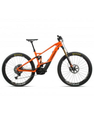 Bicicleta Orbea Wild FS M-LTD 2020 Naranja/Negro