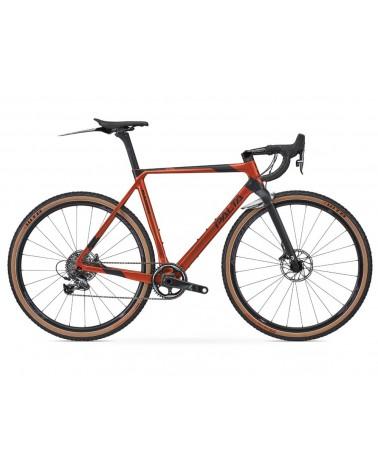 Bicicleta Basso Palta Force 1 Siena Terra