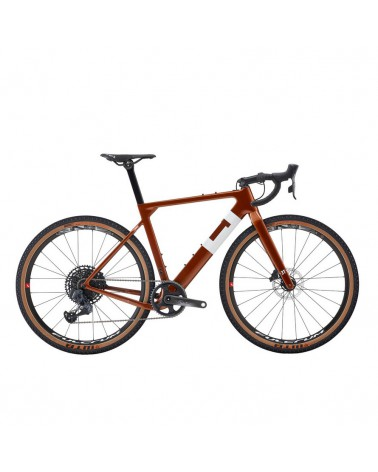 Bicicleta 3T Exploro Team Force/Eagle eTAP 650b