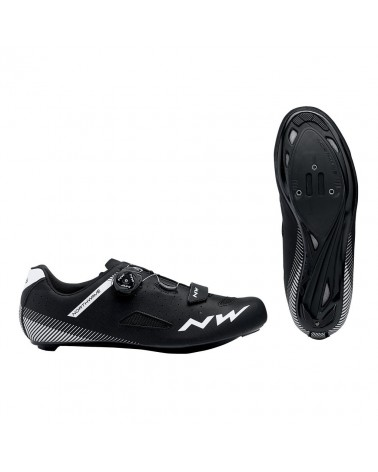 Zapatillas Carretera Northwave Core Plus Negro