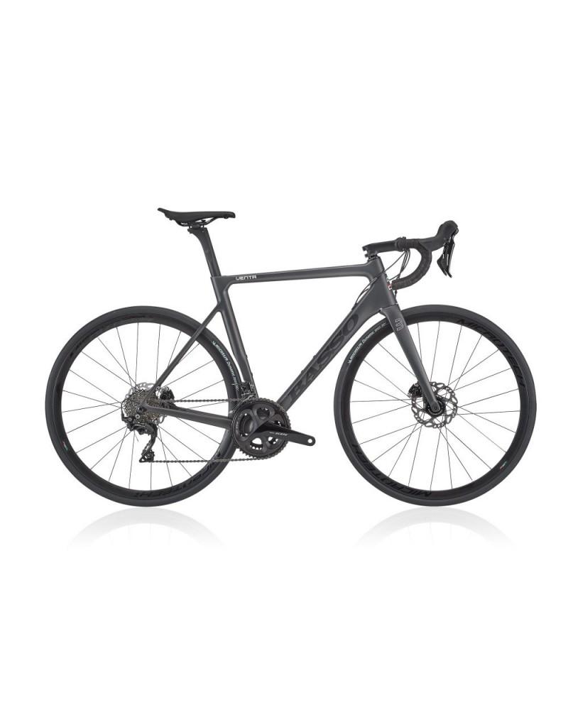 Bicicleta Basso Venta Disc Ultegra Anthracite