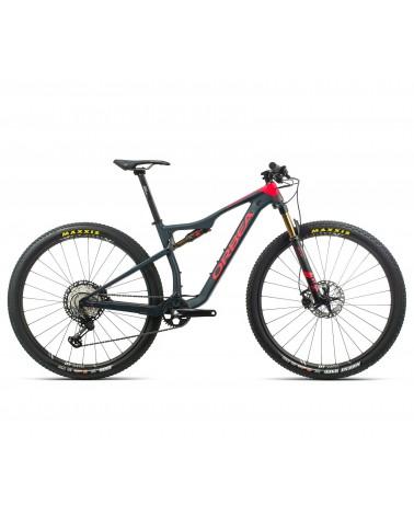 Bicicleta Orbea Oiz M10 2020 Azul/Rojo