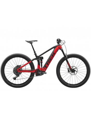 Bicicleta Trek Rail 9.8 2020 Matte Trek Black/Gloss Viper Red