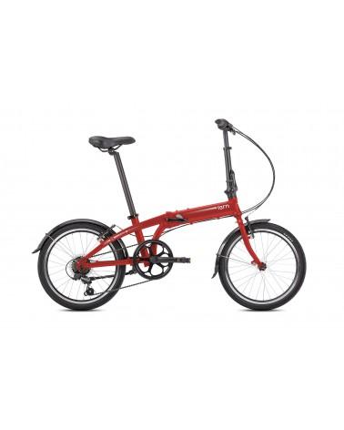 Bicicleta Tern Link A7 2017 Rojo