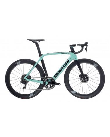 Bicicleta Bianchi Oltre XR4 Disc Dura Ace Di2 2020