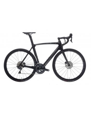 Bicicleta Bianchi Oltre XR3 Disc Ultegra 2020 Negro