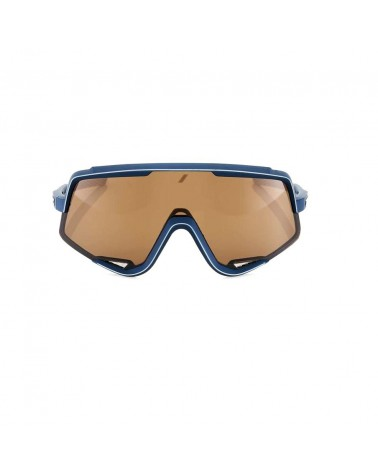 Gafas 100% Glendale Soft Tact Raw - Lente Bronce