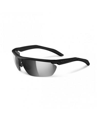 Gafas Dotout Rag Negro Mate Lente Gunmetal + Clear