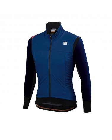 Chaqueta Sportful Fiandre Strato Wind Blu Twilight/Blue