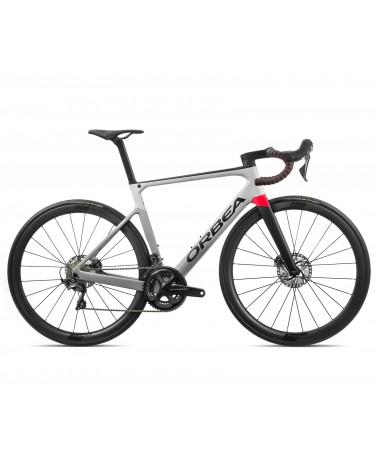 Bicicleta Orbea Orca M20 LTD-D Disc 2020 Gris/Roja