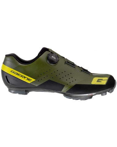 Zapatillas Mtb Gaerne G.Hurricane Green