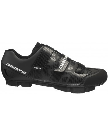 Zapatillas Mtb Gaerne G.Laser Wide Black