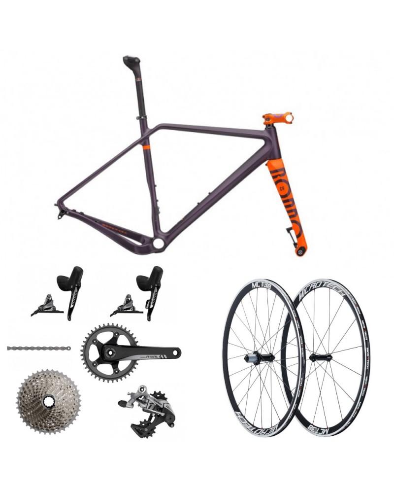 Bicicleta Rondo Ruut CF2 Sram Rival 1/Microtech