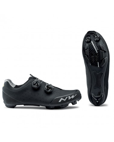 Zapatillas Mtb Northwave Rebel 2 Negro