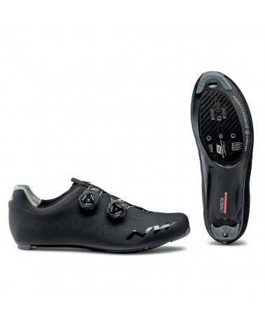Zapatillas Carretera Northwave Revolution Negro