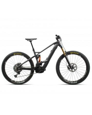 Bicicleta Orbea Wild FS M-LTD 2020 Antracita/Negro