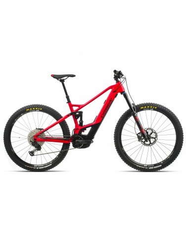 Bicicleta Orbea Wild FS H10 2020 Rojo/Negro