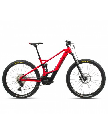 Bicicleta Orbea Wild FS H25 2020 Rojo/Negro