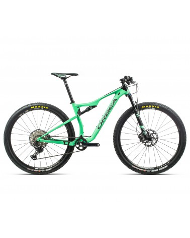 Bicicleta Orbea Oiz M30 2020 Menta/Negro