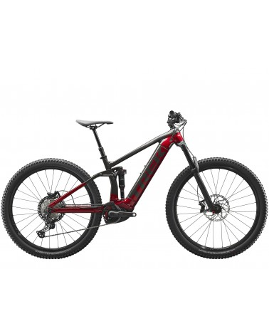 Bicicleta Trek Rail 7 EU 2020 Dnister Black/Rage Red