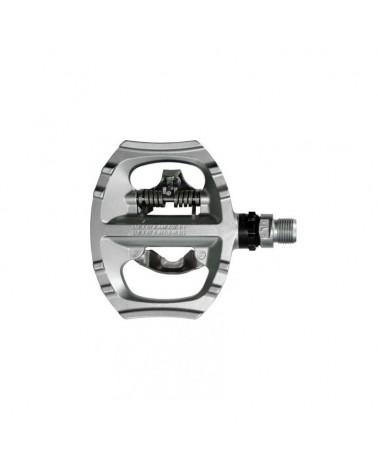 Pedal mixto Shimano A530 Plata