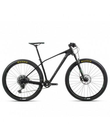 Bicicleta Orbea Alma M30 2020 Negro Upgrade Terrabike