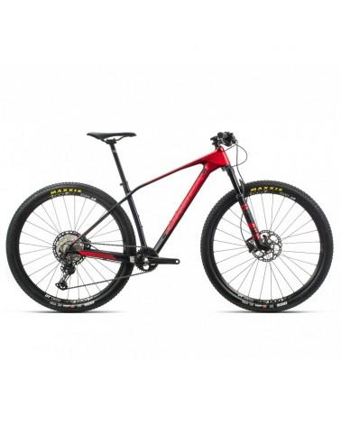 Bicicleta Orbea Alma M25 2020 Rojo/Negro Upgrade Terrabike