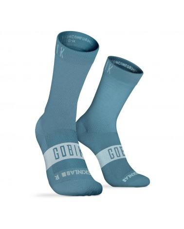 Calcetín Gobik Pure Unisex Niagara Blue