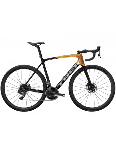 Bicicleta Trek Émonda SLR 7 eTap 2021 Carbon Smoke/Factory Orange