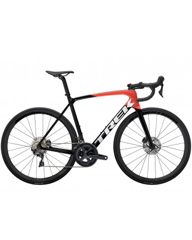 Bicicleta Trek Émonda SL 6 Pro 2021 Trek Black/Radioactive Red