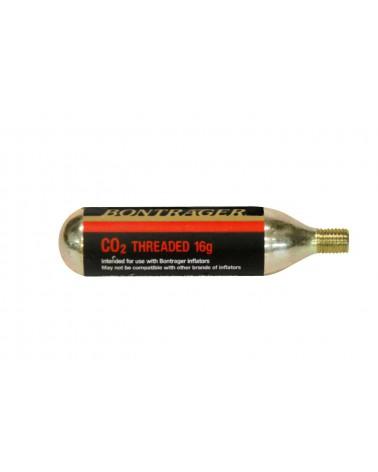 Bombonas de CO2 Bontrager 16 gramos.