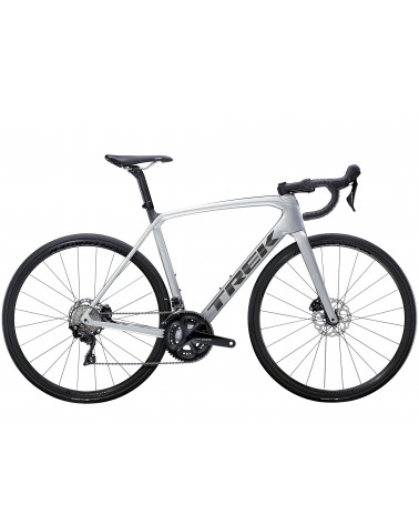 Bicicleta Trek Émonda SL 5 2021 Quicksilver/Brushed Chrome