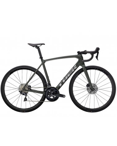 Bicicleta Trek Émonda SL 6 Pro 2021 Trek Lithium Grey/Brushed Chrome
