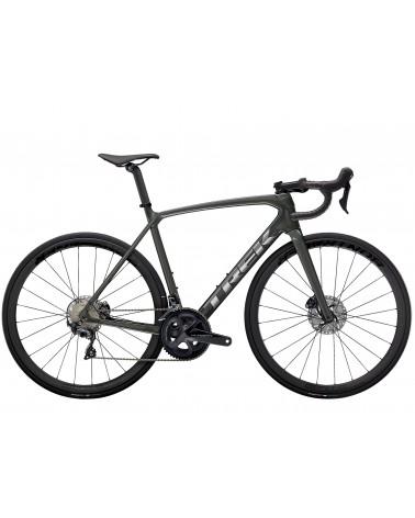 Bicicleta Trek Émonda SL 6 Pro 2021 Trek Lithium Grey/Brushed Chrome