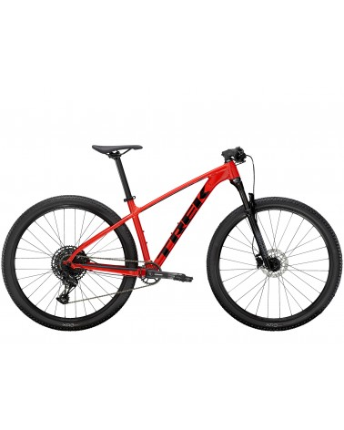 Bicicleta Trek X-Caliber 8 2021 Radioactive Red/Trek Black