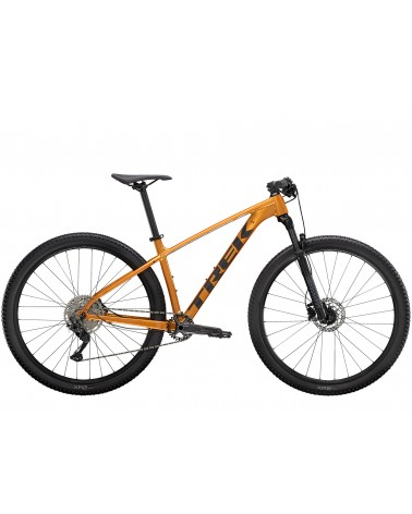 Bicicleta Trek X-Caliber 7 2021 Factory Orange/Lithium Grey