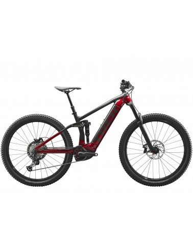 Bicicleta Trek Rail 7 SLX/XT 2021 Dnister Black/Rage Red