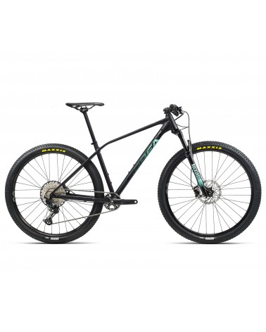 Bicicleta Orbea Alma H20 2021 Negro/Verde