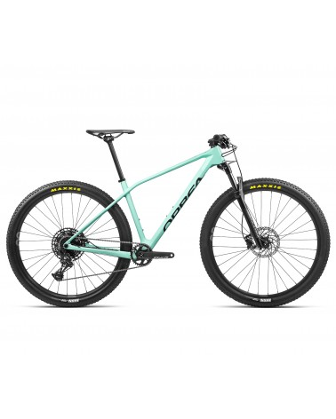Bicicleta Orbea Alma M50 Eagle 2021 Ice Green