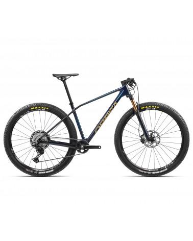 Bicicleta Orbea Alma M PRO 2021 Azul/Dorado