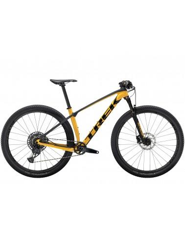 Bicicleta Trek Procaliber 9.7 2021 Marigold/Lithium Grey