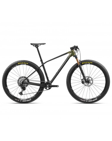 Bicicleta Orbea Alma M PRO 2021 Carbono/Oro