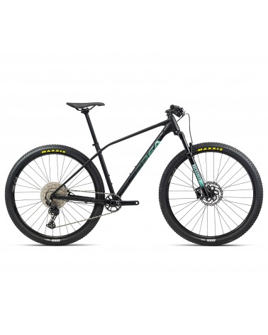 Bicicleta Orbea Alma H50 2021 Negro/Verde