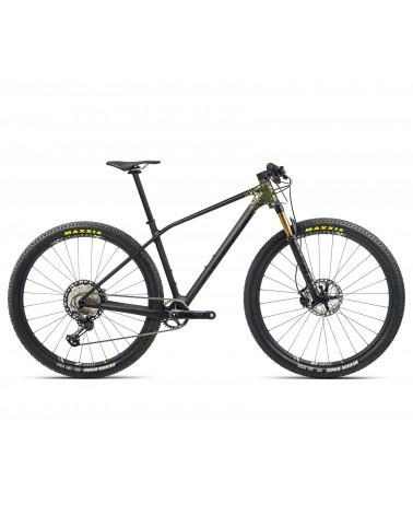 Bicicleta Orbea Alma M TEAM 2021 Carbono/Oro